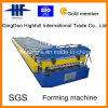 Высоки - эффективное 840-900 Double Decked Cold Roll Forming Machine