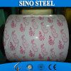 Ранг PPGI Dx51d Prepainted гальванизированный стальной строительный материал катушки