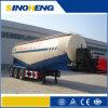 Semi Aanhangwagen van de Tanker van het Cement van het Poeder van de dieselmotor de Materiële Bulk met de Compressor van de Lucht