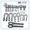 Geschmiedete Stahlpole-Zeile Übertragungs-Zeile elektrische Befestigungen
