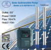6sp30-14 Pomp Met duikvermogen van het Water van het roestvrij staal de Zonne