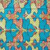 Baumwollreales Wachs-Gewebe-afrikanische Spitze-Gewebe Hitarget Marke 100%
