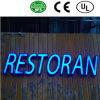 Segni fronti delle lettere della Manica di Lit di alta qualità LED