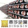 Dn200 tubo dúctil del hierro K9 de la ISO 2531 para el abastecimiento de agua