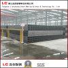 Sección hueco de acero negra con alta calidad