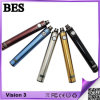 LCD Screen를 가진 2015 최고 Sell E Cigarette Battery Vision Spinner 3