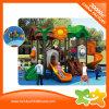 Diapositiva al aire libre del patio de la interacción del estilo del girasol para los niños