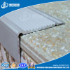 De Basis van het aluminium met de Trede die van het Metaal van de Veiligheid van Stroken voor het Scherpen van de Stap Bescherming besnuffelen