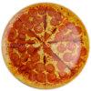 plaque ronde de pizza de la mélamine 14inch