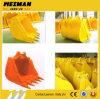 Cubeta 0.3m3 brandnew para a máquina escavadora da roda feita em China