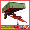 Het Landbouwwerktuig voor Tractor Sjh sleepte Tippende Aanhangwagen
