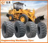 Pneu 14.00-24 d'exploitation de pneu de polarisation de pneu de chargeur du pneu 1400-24 24pr TTT d'OTR