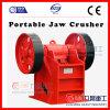 Trituradora de quijada de piedra de la alta calidad con la ISO y el Ce