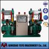 Machine de vulcanisation de presse de silicones en caoutchouc pour le joint circulaire de trousseau de clés