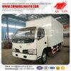 Dongfeng 4X2 dejado/conducción a la derecha Optional Van Truck