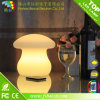 Diodo emissor de luz Lamp do cogumelo com 16 Colors Changing Lights