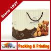 Bolsa de papel del regalo de las compras del Libro Blanco del papel de arte (210139)