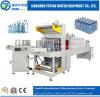 Machine d'emballage en papier rétrécissable de chasse aux phoques de douille de bouteille d'eau potable