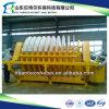 Unidade de secagem da pasta da mineração, máquina da filtragem da lama