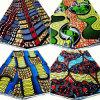최신 왁스 직물 아프리카 왁스는 직물 도매 왁스 직물을 인쇄한다