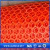 Engranzamento de fio plástico sextavado do PE da resistência de corrosão/PP