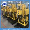 installatie van de Boor van de Put van het Water van de Diepte van 160m de Draagbare Hydraulische (hw-160)