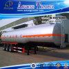 Árbol 3 40000 litros del carburante-aceite del petrolero de acoplado semi para la venta