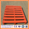 Color Powder Paint Steel Pallet Used in Industrial Factory