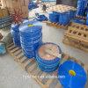 Произведенный фабрикой шланг PVC Layflat, шланг отработанной вода PVC