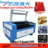 50W laser Cutting Machine do CNC CO2/laser Cutter para o MDF/Fabric/Brich Plywood