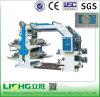 4 couleur High Speed Flexo Printing Machine pour Paper Bag
