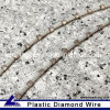 Пластичное Diamond Wire для Stone Cutting