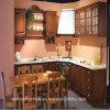 Welbom gemütliche rote Eichen-Panel-Küche-Schränke 2016
