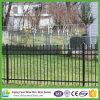 安い装飾用の錬鉄の塀モデルデザイン