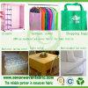 Tissu de Non-Woven du polypropylène 100% pour le textile à la maison