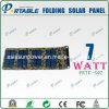 Pannello solare/7W di alta efficienza che piega sacchetto di carico solare/il tipo piegante sacchetto a energia solare (PETC-S07) borsa di modo