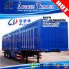 Tri ejes paso prudente Carbón Transporte de Caja Tipo de remolque del camión