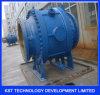 válvula de esfera 3PC montada Trunion elétrica