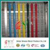 Il PVC pallido di alta qualità la D W ha ricoperto la rete fissa del Palisade del picchetto del metallo