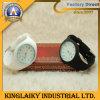 Padrão de RoHS do relógio do esporte da forma do silicone (KW-009)