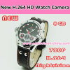 720p H. 264 Watch Camera mit LED Flash Light