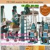 Moulin de rouleau, prix de moulin à farine, farine de maïs faisant des machines