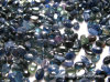 Safira preta de Gemstones frouxos de China