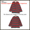 Осень 2015 & кардиган Knitted Clothing Winter Top Fashion Ladies V-Neck Long Sleeve с Stripe Stock (SK385)