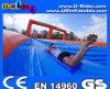 trasparenza urbana lunga dell'arancio di 300m e di acqua di colore di Bule per divertimento di estate