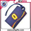 Étiquette de bagages de bonne qualité personnalisée de PVC