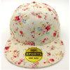 Casquillo ajustable del sombrero del deporte/Snapbacks modificados para requisitos particulares venta caliente de encargo en blanco de la flor del Snapback/de la alta calidad