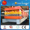 PLC het Automatische Broodje die van uitstekende kwaliteit van het Blad van de Tegel van het Dak van het Staal van de Kleur Machine vormen