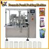Machine à emballer rotatoire de poche de Premade
