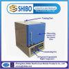 Four électrique de laboratoire en forme de boîte, four électrique de laboratoire de CD-1700X pour la fonte